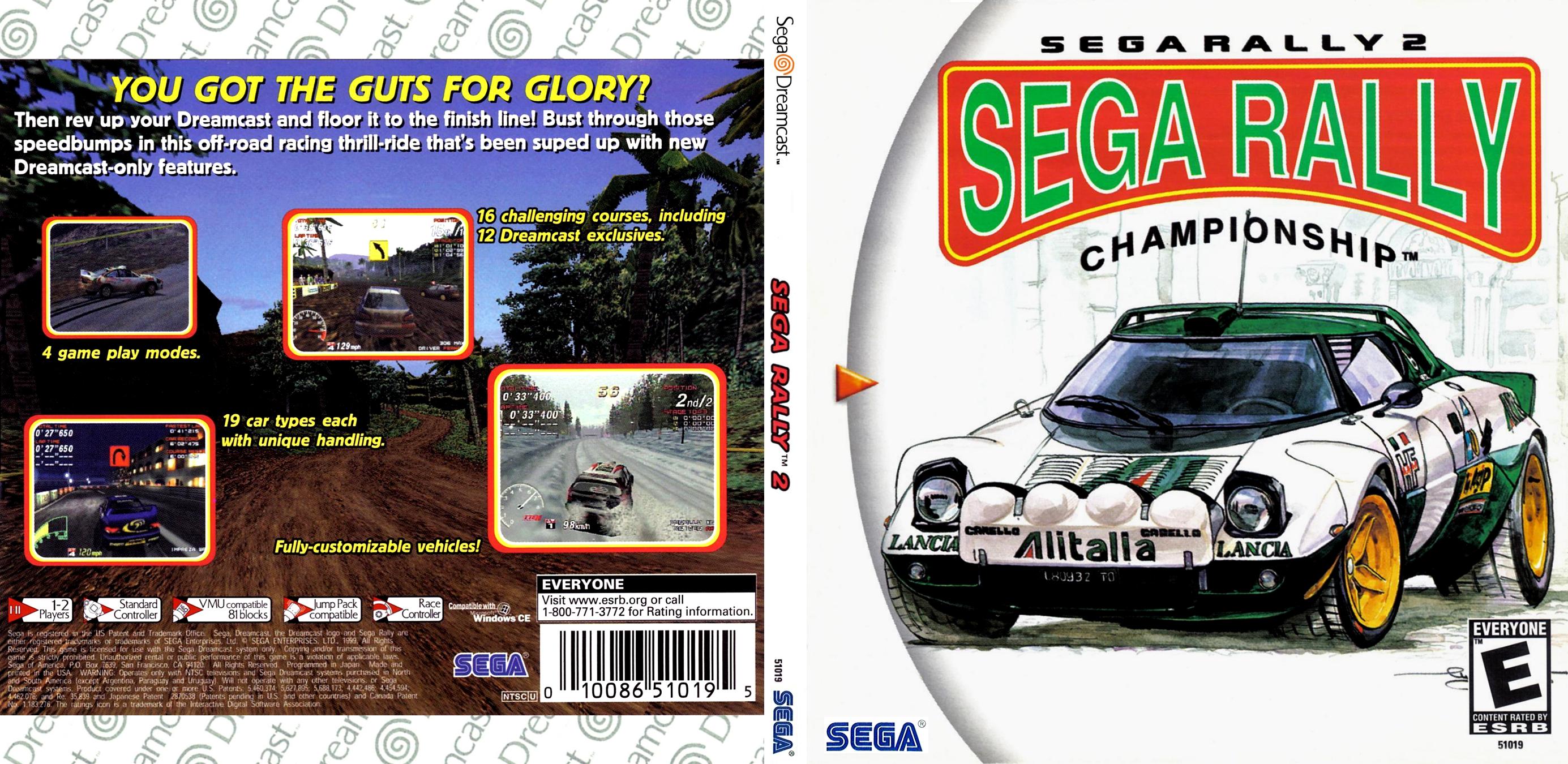 sega rally 2 arcade model 3 emulator